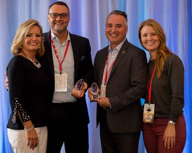 2018 SITE Southeast Sponsor of the Year - Salamander Resort and Spa